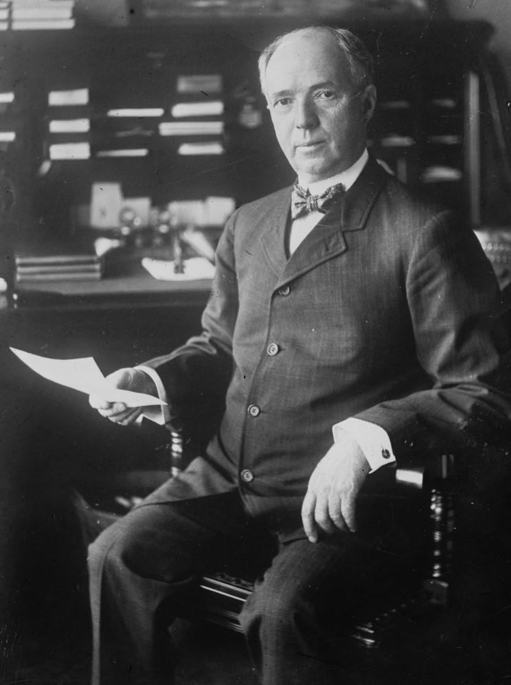 Maritimequest John Dustin Archbold 1848 1916