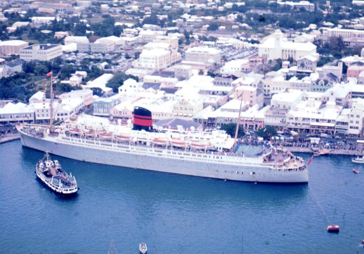 MaritimeQuest Queen Of Bermuda - Queen of bermuda cruise ship