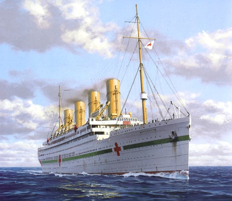Titanic 1/400 de Revell - Page 2 Britannic_marshall_a