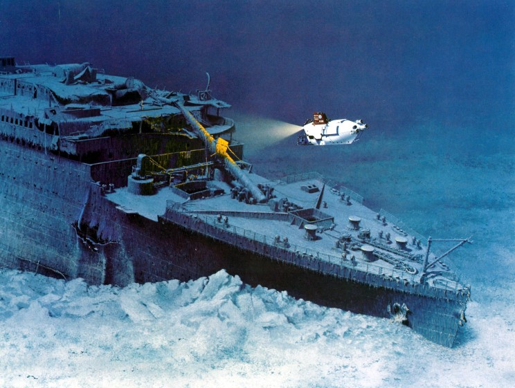 MaritimeQuest RMS Titanic The art of Titanic Page 4