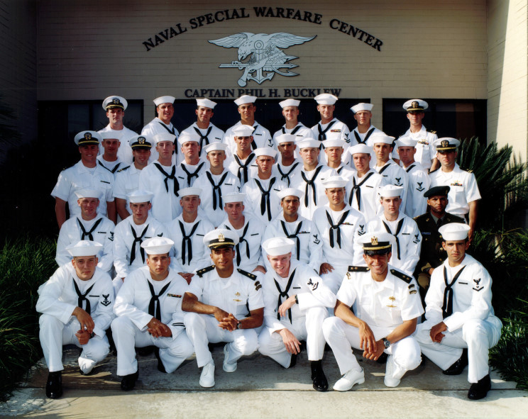 : Basic Underwater Demolition/SEAL (BUD/S) graduating class 236. Navy