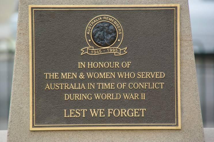 Picton (NSW) Australia  city images : MaritimeQuest Picton War Memorial, Picton, NSW, Australia