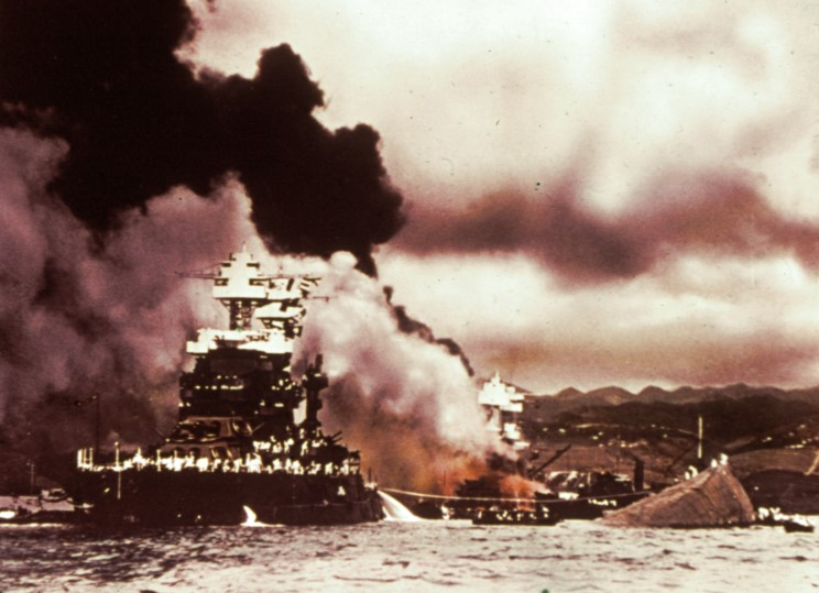 """a history and effects of the attack on pearl harbor Be immersed in the details of the infamous attack on pearl harbor and soar above the important sites that played a part in the """"day of infamy"""" relive history as you retrace the steps of the army and navy airmen in the days following the bombing."""