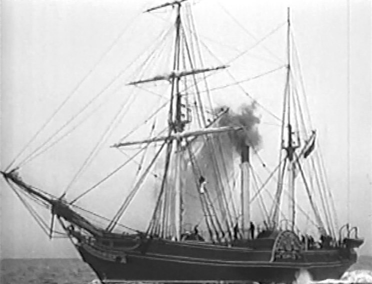Maritimequest Sirius 1837