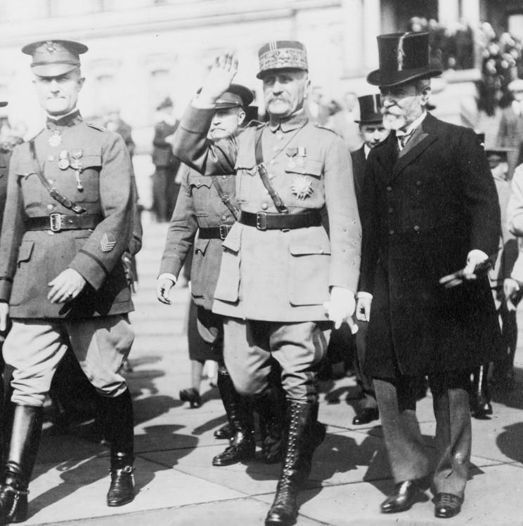 Marshal Ferdinand Foch (1851-1929