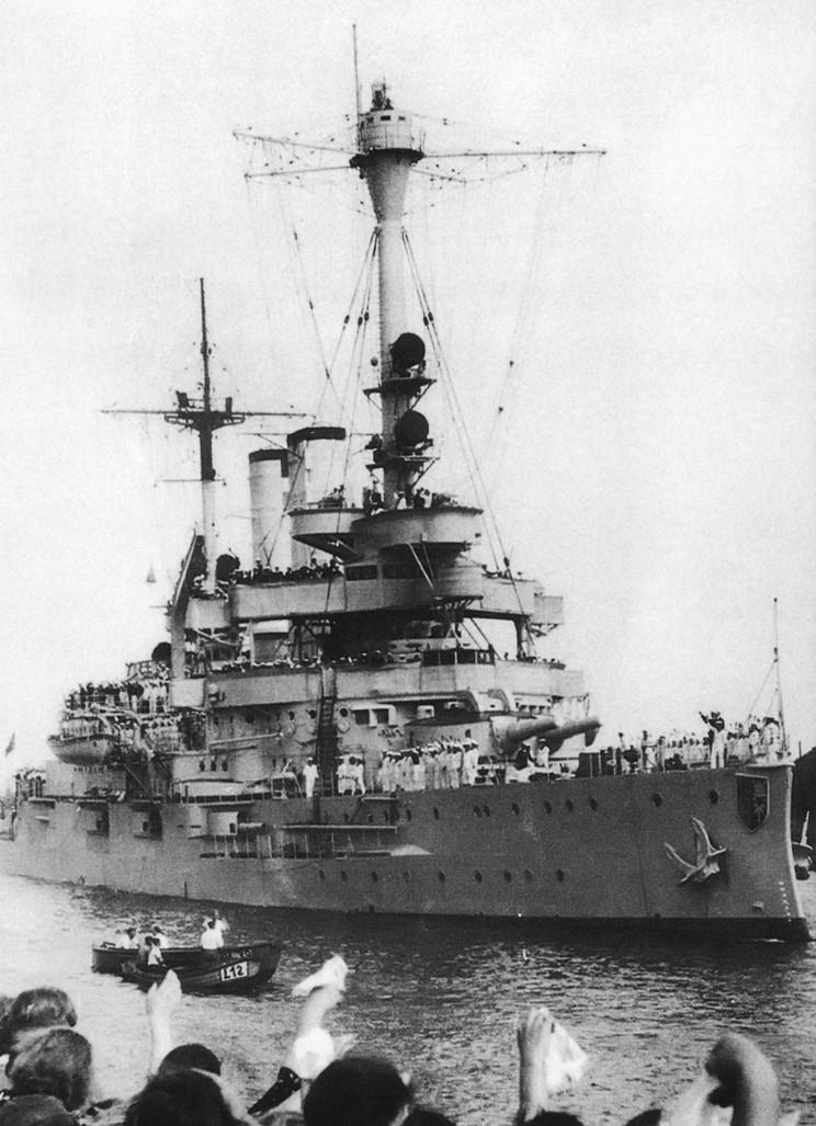 Schleswig Holstein Battleship Schleswig-holstein Date And