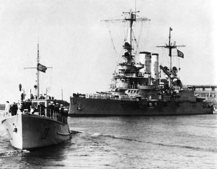 Schleswig-Holstein (battleship)