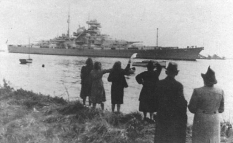 El Acorazado Bismarck