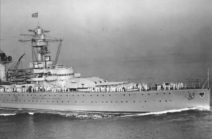 Image result for deutschland cruiser