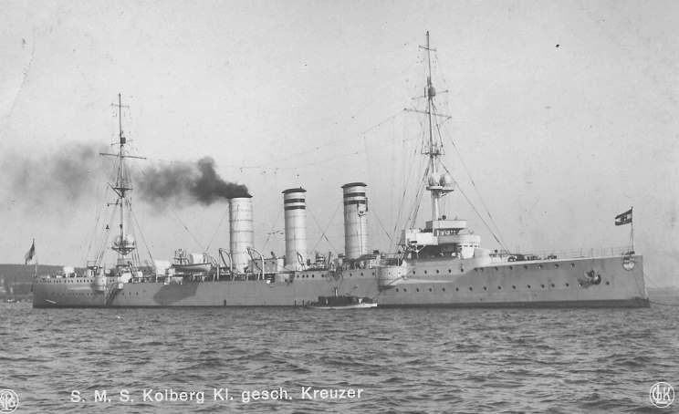 MaritimeQuest - SMS Kolberg