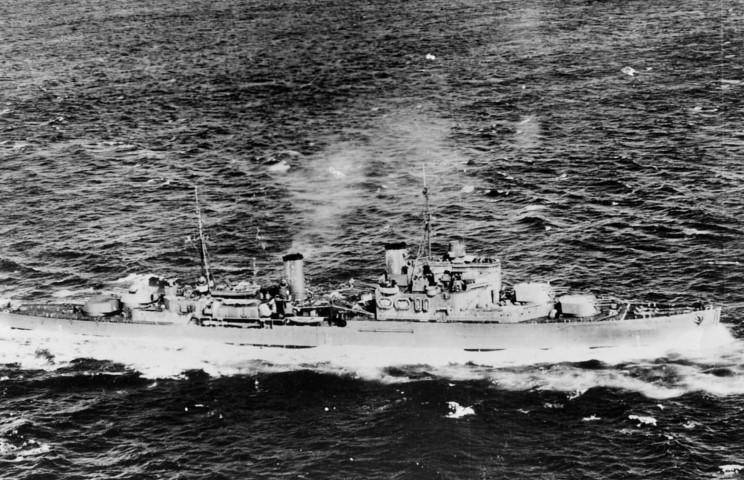 MaritimeQuest - HMS Fiji