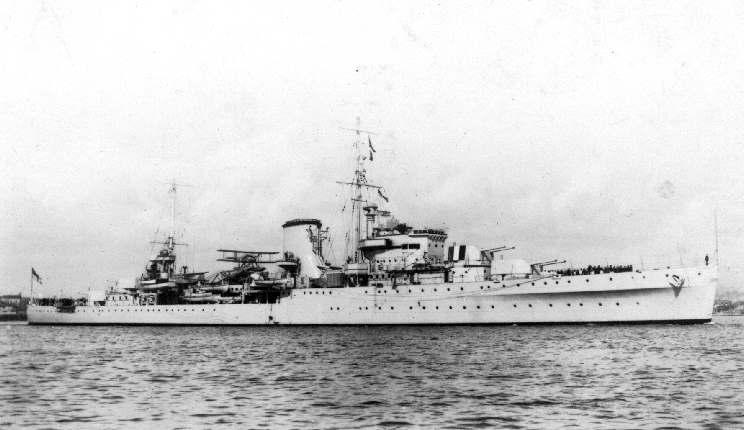 Maritimequest Hms Neptune