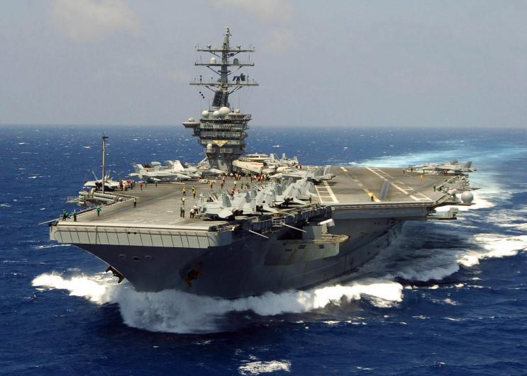 Maritimequest uss dwight d eisenhower cvan 69 cvn 69 for Porte 7th sea