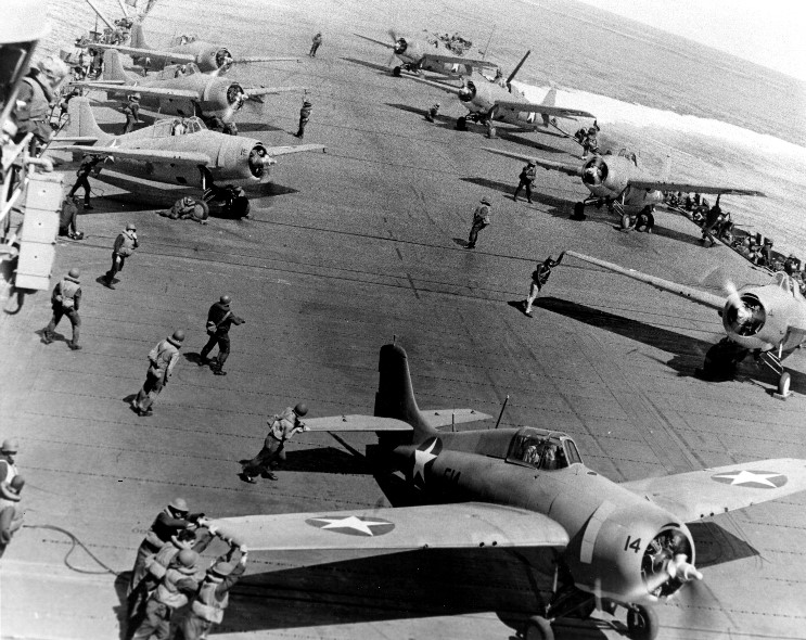 battle of midway research paper The battle of midway was fought june 4-7, 1942, during world war ii (1939-1945) and was the turning point of the war in the pacific.