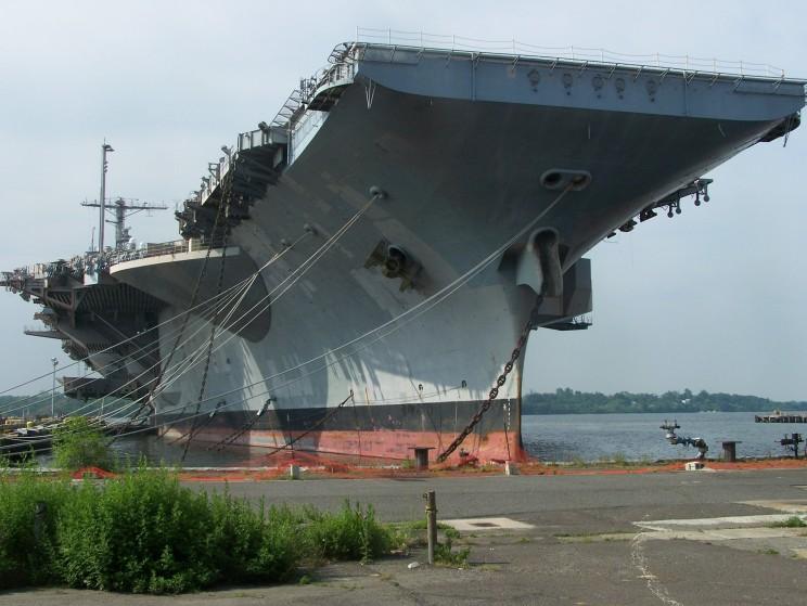 Maritimequest Uss John F Kennedy Cv 67 Message Board