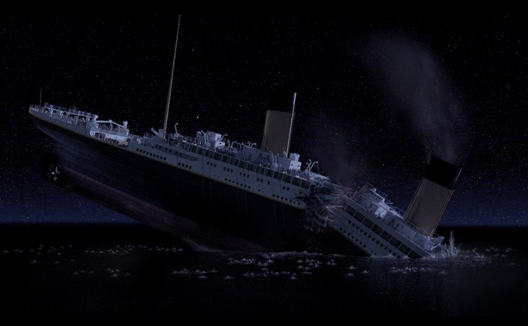 MaritimeQuest - RMS Ti...