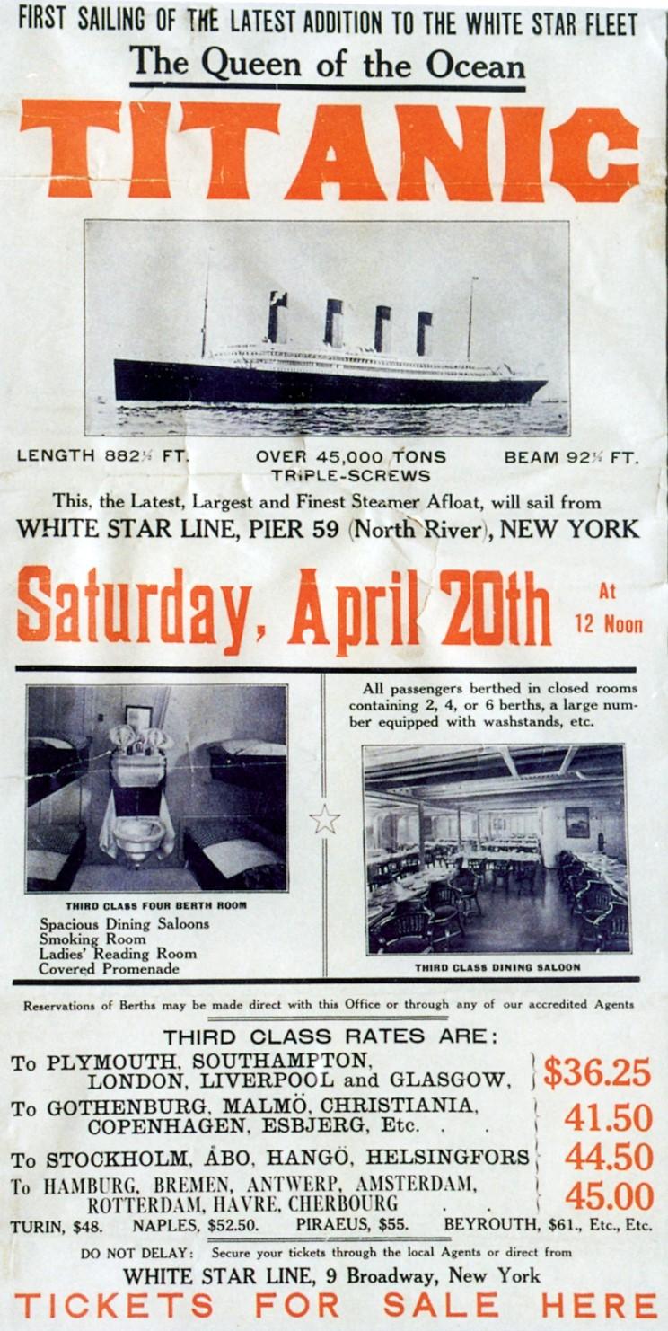MaritimeQuest - RMS Titanic (1912) Titanic Memorabilia Page 2