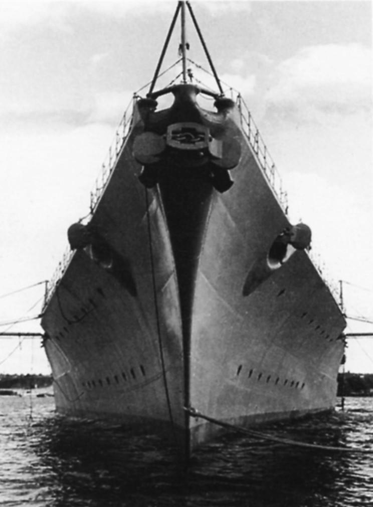 Maritimequest Bismarck Page 3