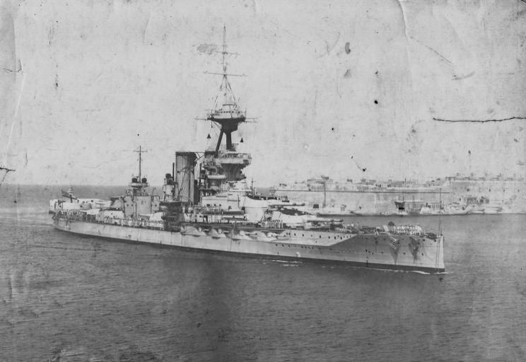 MaritimeQuest - HMS Emperor of India (Ex-Delhi)