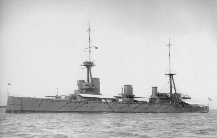 MaritimeQuest - HMS Indefatigable