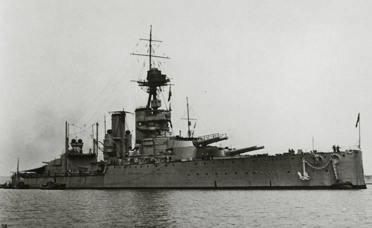 Maritimequest Hms King George V 1911