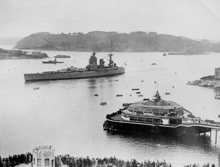 Image result for hms rodney plymouth