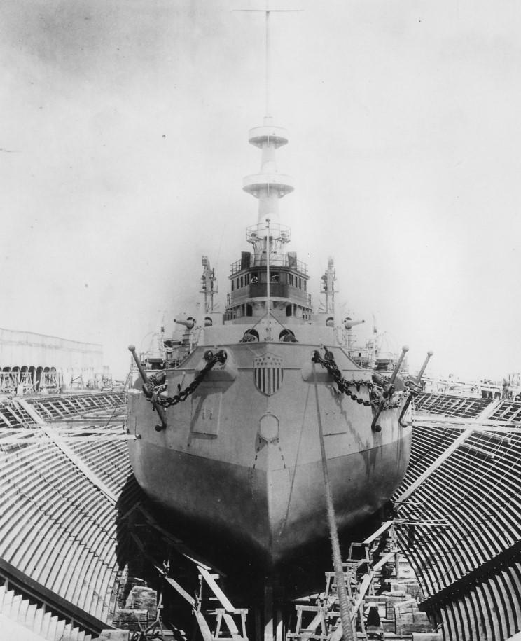 MaritimeQuest - USS Oregon Battleship #3 / BB-3 / IX-22 Page 1 Navy Cruiser Ships